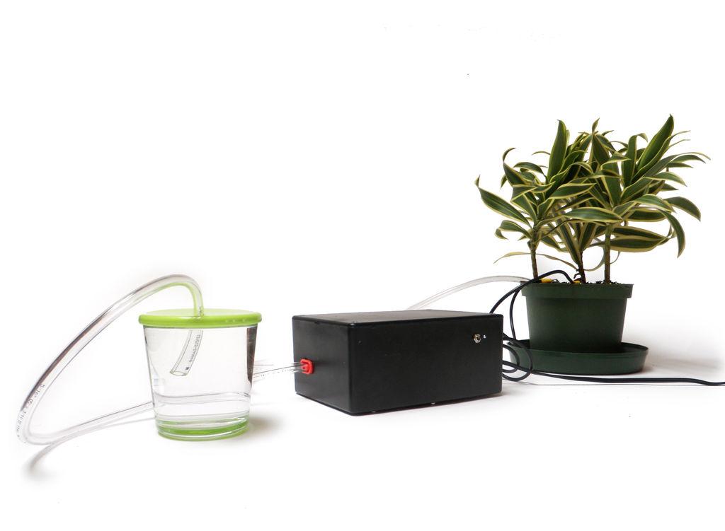 riego de planta con arduino